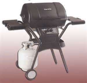 Grill char broil grill manual