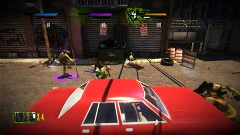 pc couch games how to play tmnt oots arcade mode with 4 player local