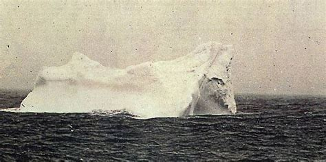 Titanic Sinking Area photos of the titanic tragedy from 101 years ago history smithsonian