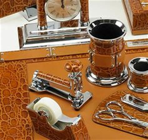 luxury office desk accessories 1000 images about luxury leather desk accessories on