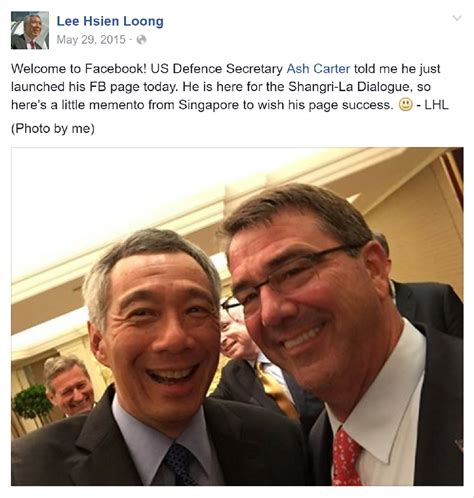 lee hsien yang affair what pm lee s white house dinner guest list reveals about