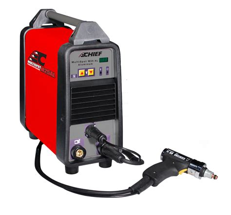 Multi Spot Klc Automotive Equipment Elektron Aluminum Welders