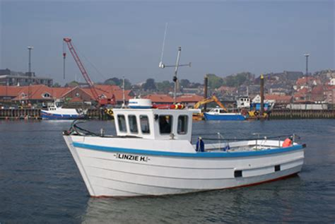 fishing boat hire in whitby whitby charter skippers associationlinzie h whitby charter