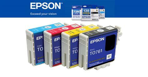 daftar harga tinta cartridge printer epson original update