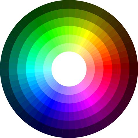 chromatic color clipart chromatic wheel 2