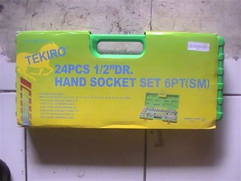 Kunci Sok Set 24pcs 8 32mm 6pt 1 2 Dr kunci socket set tekiro 1 2 quot 24pcs 8 32mm 6pt kaskus the largest community