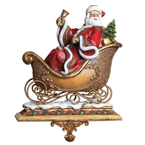 shop joseph s studio santa and deer decorative christmas