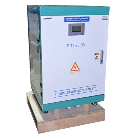 20kw single phase 230v to 3 phase 400v converter