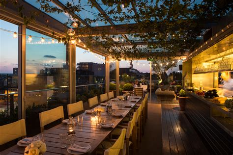 best rooftop bars in plus restaurants and