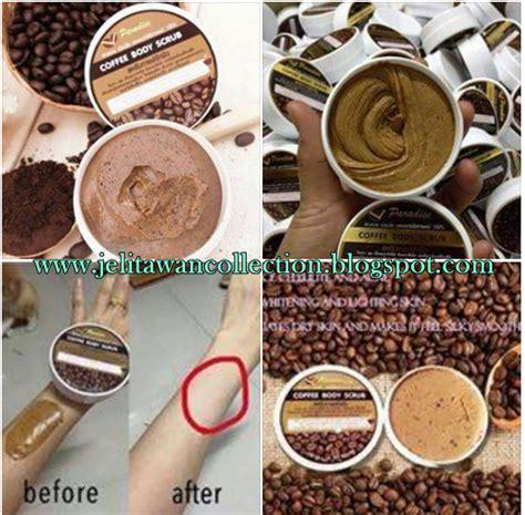 Sabun Scrub Kopi sabun kopi scrub untuk kulit menawan jelitawan collections