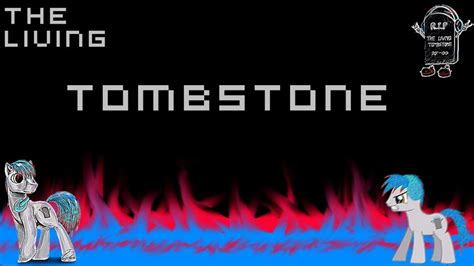 Living Tombstone Wallpaper by The Living Tombstone Wallpaper Remastered By Mira