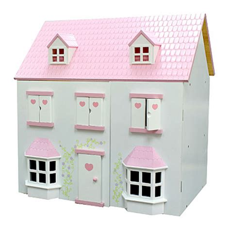 wooden dolls house uk traditional wooden dolls house was 163 35 now 163 20 at asda direct gratisfaction uk