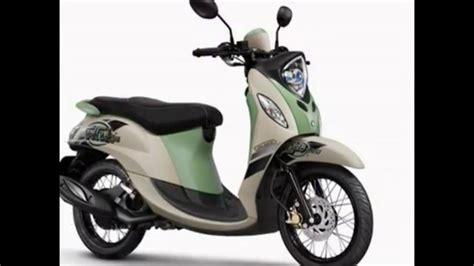 Yamaha New Fino 125 Premium motor yamaha new fino 125 blue premium