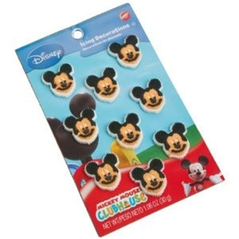 katzwhiskas mickey mouse cake edible icing decorations