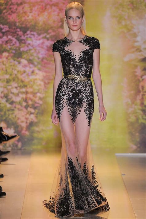 The Couture by 5 Carpet Ready Dresses From Zuhair Murad 2014