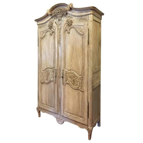 painted french armoire 19th century french painted armoire at 1stdibs