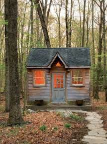 Backyard Cabins Victoria Little House In The Woods Tiny Houses Pinterest