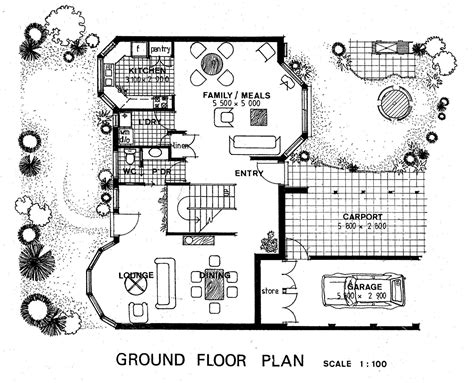architectural house floor plans house plans and design architectural designs blueprints