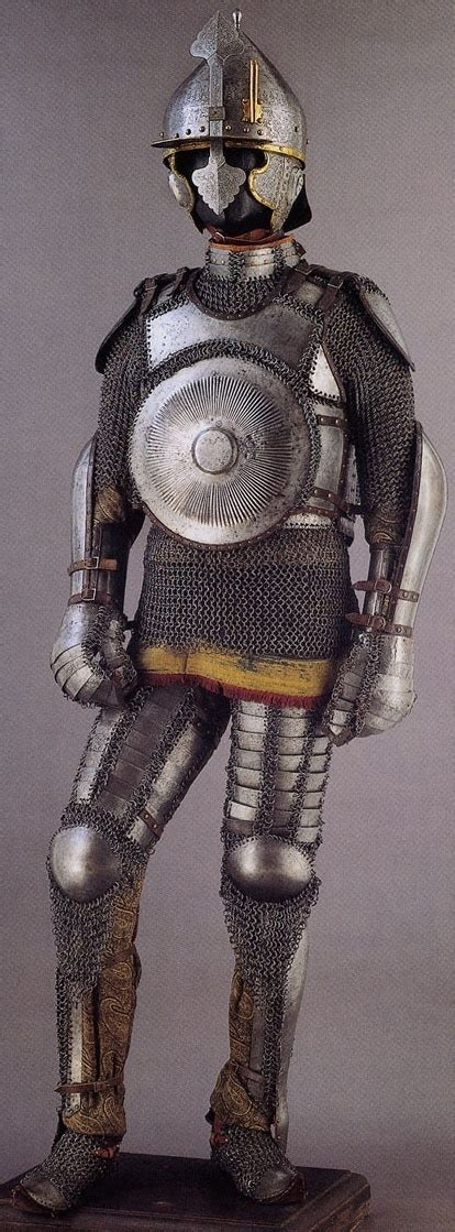ottoman armor armor of the ottoman empire a complete suit of 16th