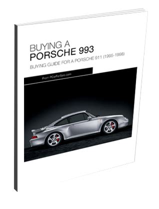 Buying A Porsche by Porsche 993 Buying Guide