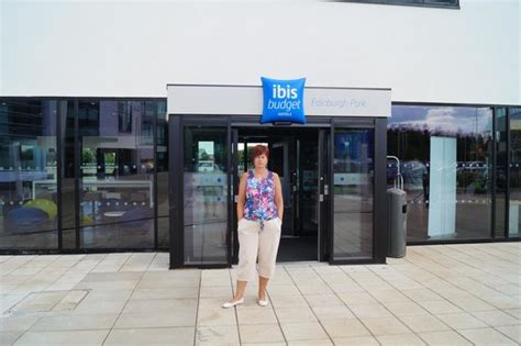 Of Edinburgh Mba by Entrance Picture Of Hotel Ibis Budget Edinburgh Business