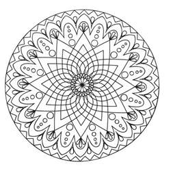 mandalas coloring pages adults coloring mandala