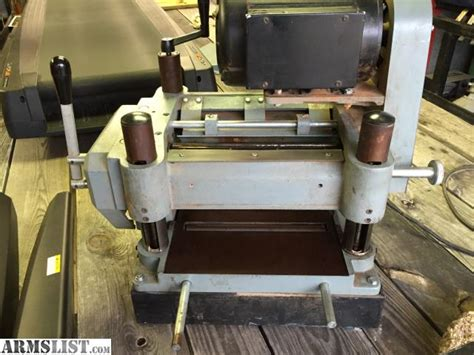 armslist for sale trade delta rc33 13 quot planer