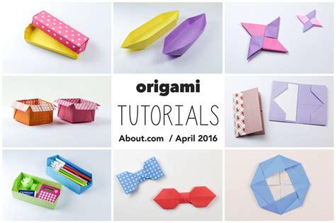 Origami Kawaii - origami photo tutorials april 2016 paper kawaii