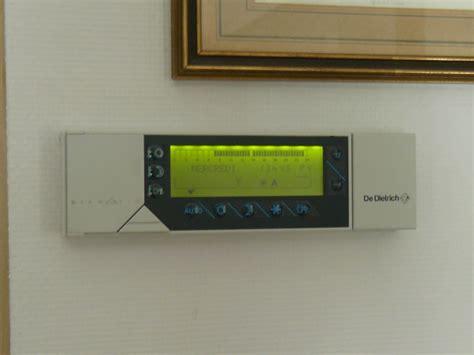 Thermostat Chaudiere 1998 by Chaudi 232 Re De Dietrich Gtu 110 Diematic