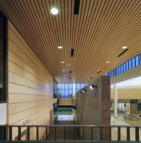 Douglas Ceilings by Box Series Douglas Contract Archdaily