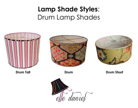 lshade styles l shades custom drum rectangular empire coolie