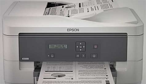 Printer Epson K300 epson k300 launched in india with automatic document