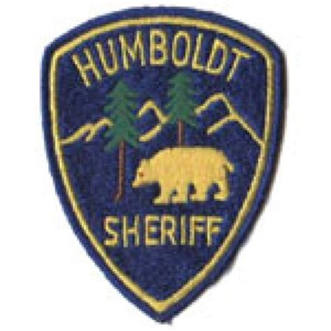 Humboldt County Sheriff S Office by Sheriff Gene W Cox Humboldt County Sheriff S Department