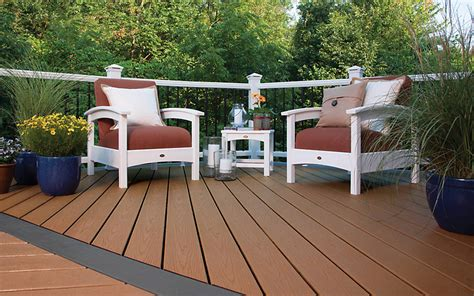 sun proof deck fence and siding stain trex composite decking fingerle lumber
