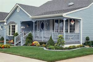Garden Of Foundation Curb Appeal Blue House Lawn Foundation Plantings