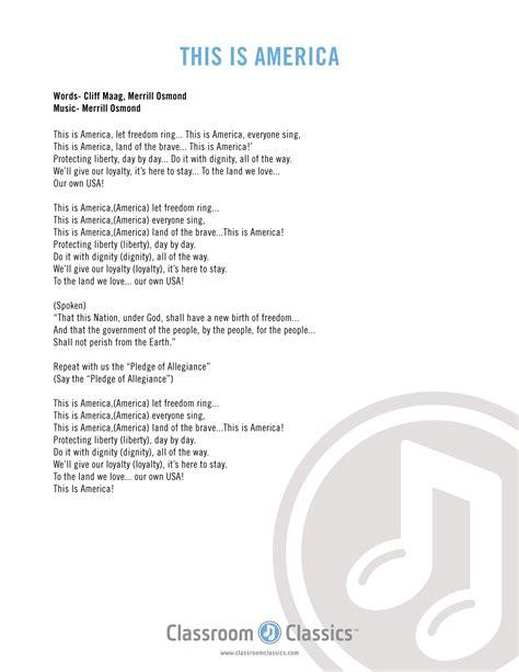 this lyrics we can be a light classroom classics
