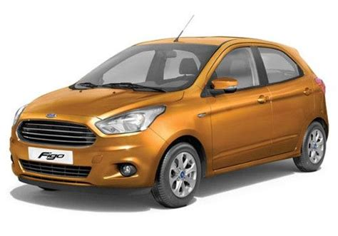Ford FigoWhite Color Pictures   CarDekho India
