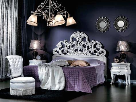 comodini stile barocco comodino con 2 cassetti in bronzo argentato stile