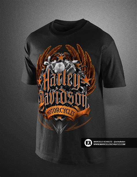 pattern shirts hd harley davidson designs on wacom gallery