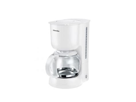 20963 Rice White electronic city electrolux coffe maker 1 25 ltr white