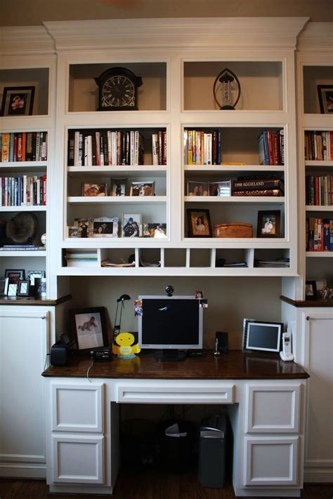 office desk with bookcase and shelving 122 best bookcases and built in desks images on