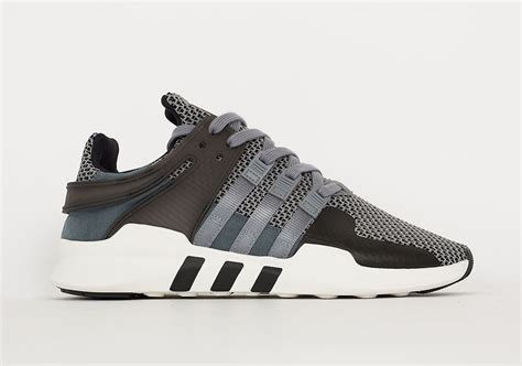 Sepatu Sneakers Adidas Equipment Support Adv Grey Black adidas eqt support adv cool grey ba8325 sneaker bar detroit