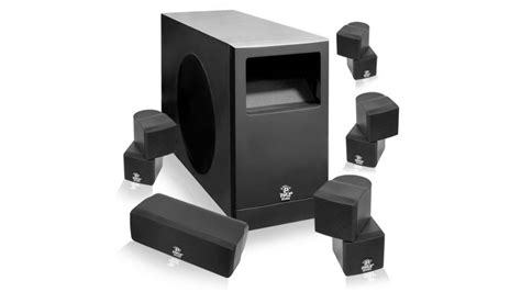 pyle  home theater passive audio system  satellite