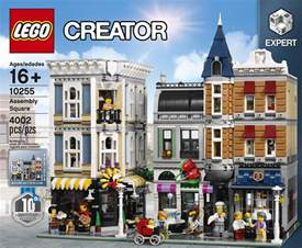 building creator lego creator expert assembly square 10255 building kit ebay