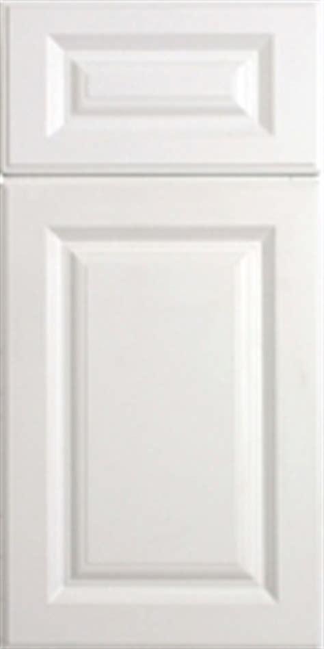 Vinyl Clad Kitchen Cabinets by Hamilton Arctic White Thermofoil Kitchen Cabinets