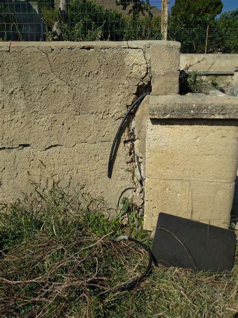 comune di alcamo ufficio tecnico alcamo furto d acqua presso l abbeveratoio arancio