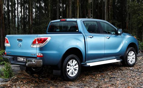 new mazda truck first drive 2012 mazda bt 50 pickuptrucks com news