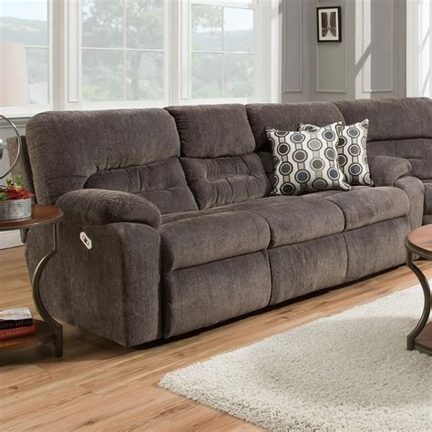 franklin reclining sofa with drop down franklin tribute power headrest reclining sofa with drop