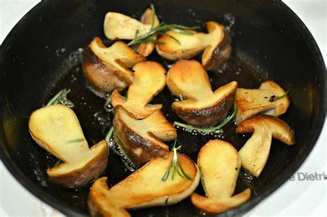 cuisiner les chignons de a la poele cuisiner les cepes frais 28 images cuisiner les 201