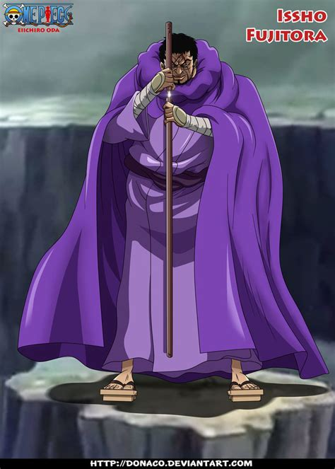 One Fujitora admiral issho fujitora from one